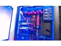 Very High End Gaming PC offers accepted.