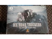 ICE ROAD TRUCKERS DVD BOX SETS