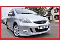 CHEAP -- Honda Jazz 1.4 i-DSi -- Sport 5 Door -- New MOT --Part Exchange OK -alternate4 toyota yaris