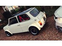 Classic mini 1971