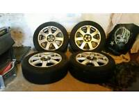 Vw bora alloy wheels