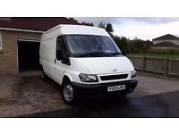 Mk6 Ford Transit Long Wheel base(Genuine 71k) 350 140bhp 6 speed version!!!!!!!!!