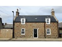 For Sale, 3 bedroom, fully refurbished detached house, peterhead