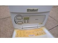 vaillant,viessmann boiler /tempest 210 indirect cylinder shower pump used all works perfect