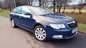 Skoda Superb 2.0 TDI CR SE 5dr FULL YEAR MOT & LOW MILEAGE