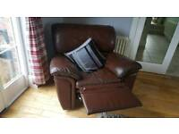 Brown Leather suite