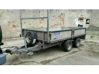 10 X 5 ft 6 ifor Williams trailer dropsides Cookstown