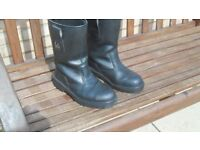 AMBER RIGGER BOOTS