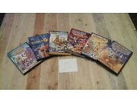 scooby doo selection of dvds