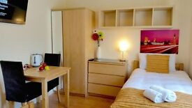 ***Twin Room + £21,40 per night per person *** - Short term renting