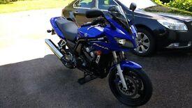 Yamaha FZS600 Fazer 2003/03
