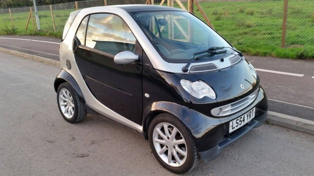 Smart Fortwo Coupe 2004 New Mot 2dr Auto