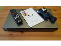 Sony BDP-S760 Blu-ray Disc/DVD Player