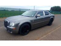 Chrysler 300c 3.0dv6 auto New 1 YEAR MOT