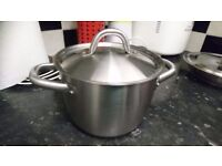 Ikea induction pot and frying pan £15