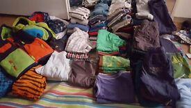 Boys clothes 100 items plus ++