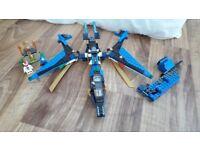 Lego ningago set