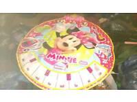 Minnie play mat