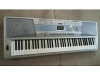 Yamaha 76 Keys Digital Piano Keyboard - Dgx 200 Grand