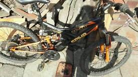Covert peddle bike