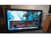 Panasonic 42 tv quick sale