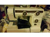Good condition working sewing machine