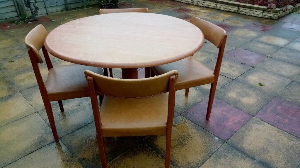 Dining table and or chairs