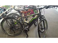 merida full electric bike from cycleform hardgate.