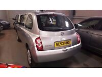 2003 NISSAN MICRA 1.0 E PX WELCOME