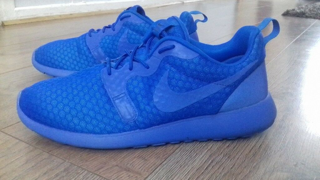 new product 39d9f 84cea Nike Roshe One Hyperfuse Mens Trainers in Royal Blue Genuine from JD   in  Newcastle, Tyne and Wear   Gumtree