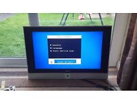 """ONN 32"""" LCD TV TELEVISION NOT PLASMA OR LED with HDMI, Scart, & VGA"""
