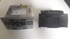Astra H CD30 + BID Screen