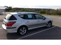 PEUGEOT 407 SW 2.0 HDI F/S/H 6 GEARS PAN ROOF