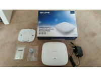 TP-Link EAP120 - 300Mbps - 3 mounting option - POE - Professional grade