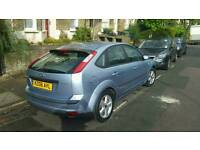 Ford focus 06 plate