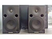 Yamaha MSP5A Speakers