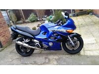 GSX600F 2004 VERY GOOD, NEW CHAIN&SPROCKETS,NEW MOT,Sounds Awesome