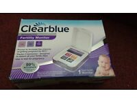 Clearblue ADVANCE fertility monitor