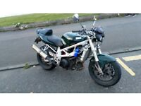 TL1000S Streetfighter