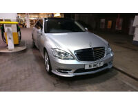 Mercedes Benz S350 Limousine AMG Line Panoramic Roof Harman Kardon Sound System