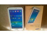 "SAMSUNG GALAXY 7"" PHONE TAB 3G SIM FREE"