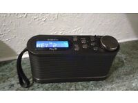 Roberts Play 10 DAB/FM Radio plus Azatom UFO Bluetooth Speaker