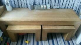 Nest of tables from next £40