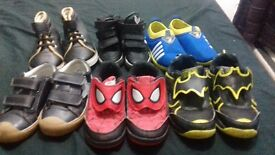 boys character shoe's