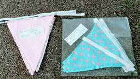 Bunting Hand Made