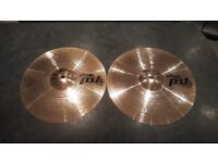 Paiste PST 5 Cymbal set. Great for beginners. IDEAL FOR XMAS PRESENT.
