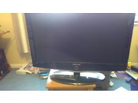 32 inch TV - Great working order - Great condition - TV only with a remote control.