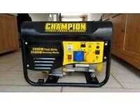 Champion Petrol Generator