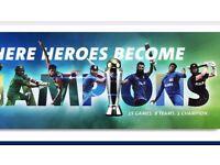 ICC CHampion Trophy - Bangladesh Vs England