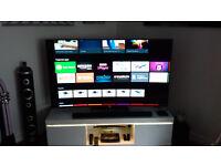 65in ultra hd tv, and ultra hd blu-ray player and 10 ultra hd blu-ray dvd